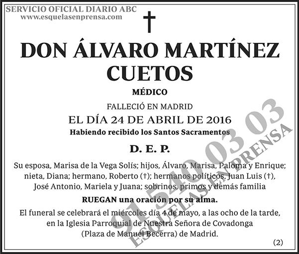 Álvaro Martínez Cuetos